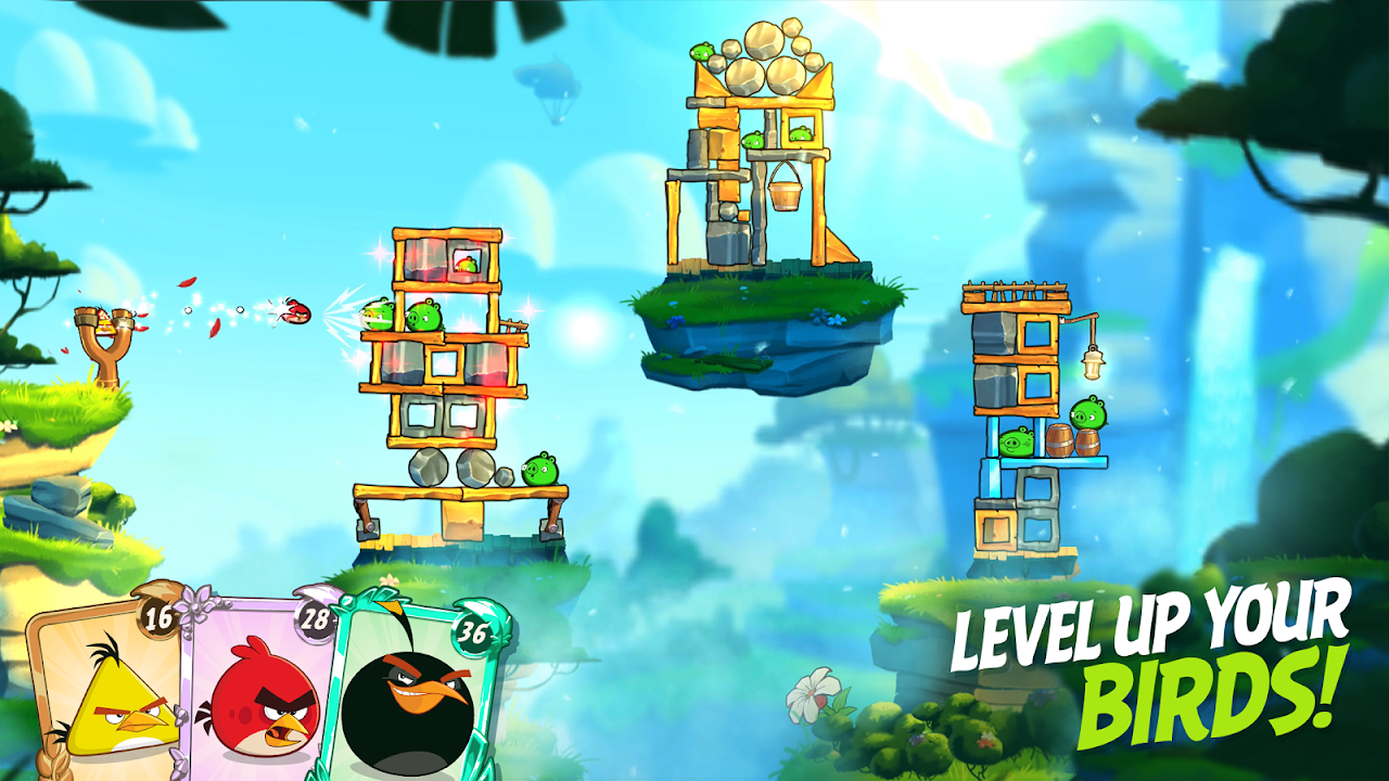 Android Angry Birds 2 Screen 11