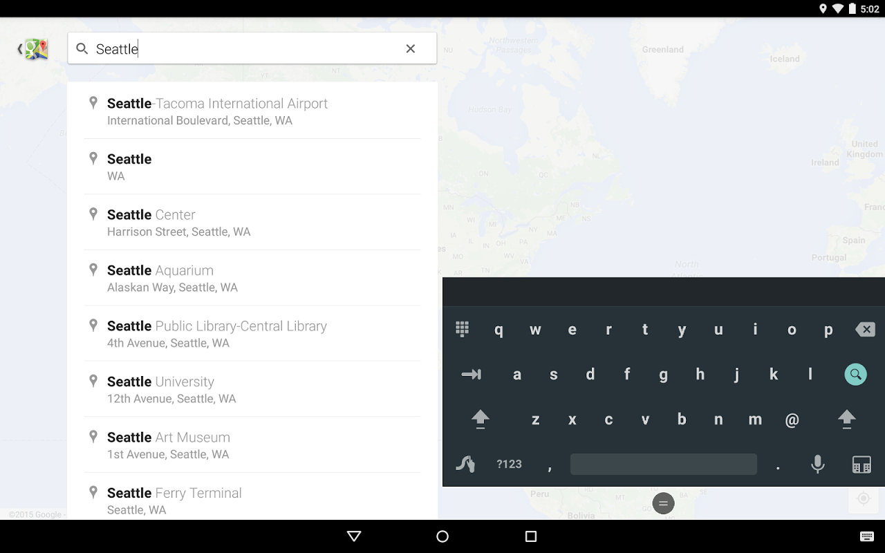 Android Swype Keyboard Screen 10
