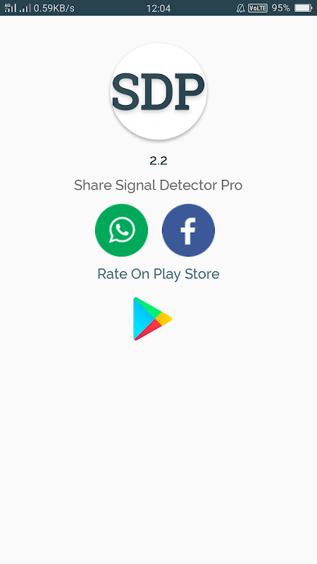 Signal Detector Pro 2 2 APK Download by DVTechnolabs
