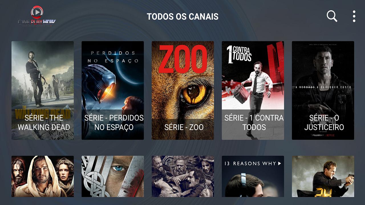 Cine Play HDTV 1.6.9 Screen 4