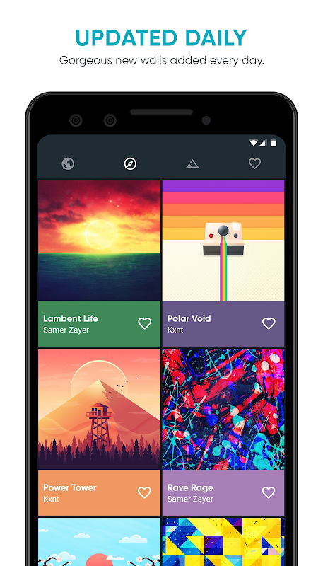 Backdrops - Wallpapers 4.0.8 Screen 6