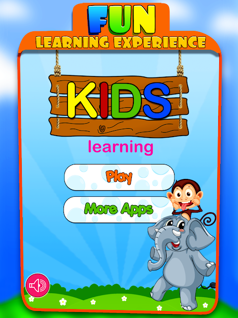 Android Kids Learning Educational Game Screen 7