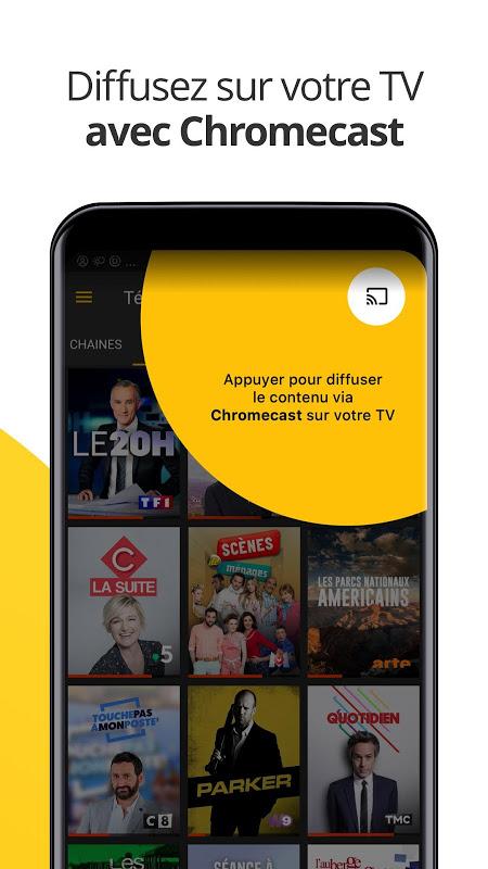 Molotov - TV en direct et en replay 3.2.1 Screen 6