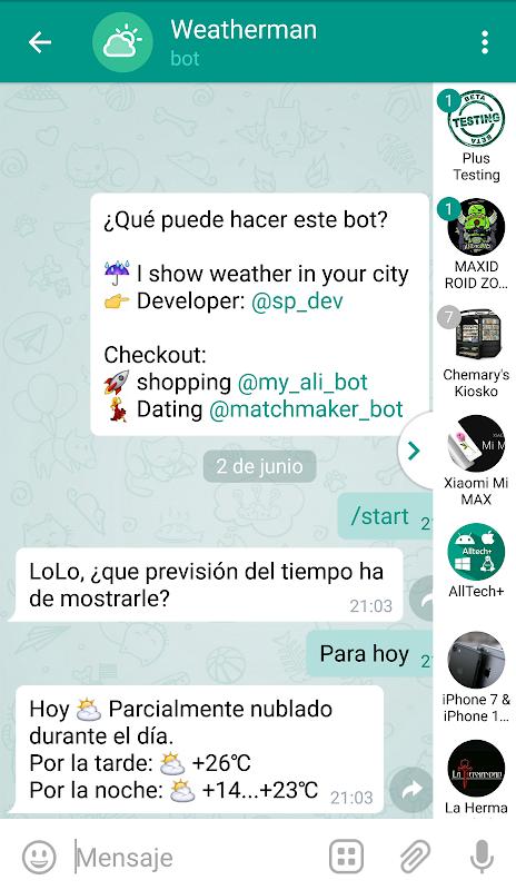 Plus Messenger 5.9.0.0 Screen 7