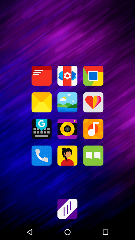 Nova Launcher 5.1-beta2 Screen 9