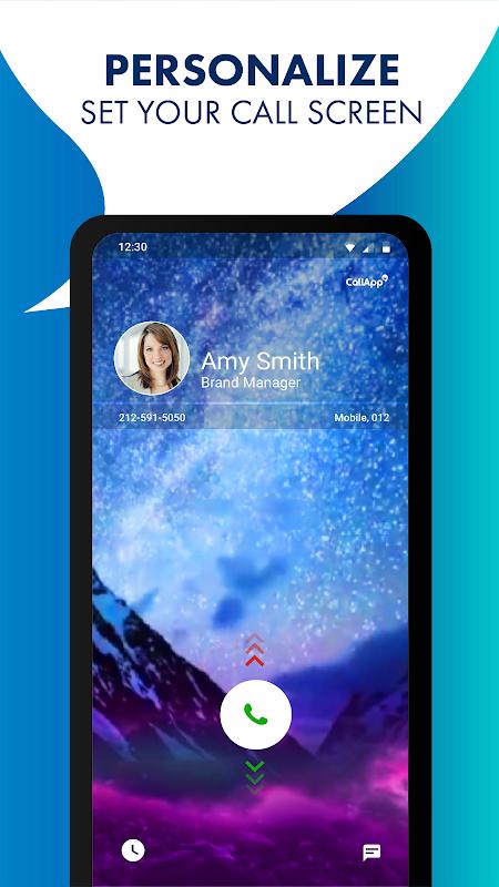 Android CallApp: Caller ID, Call Blocker & Recording Calls Screen 6