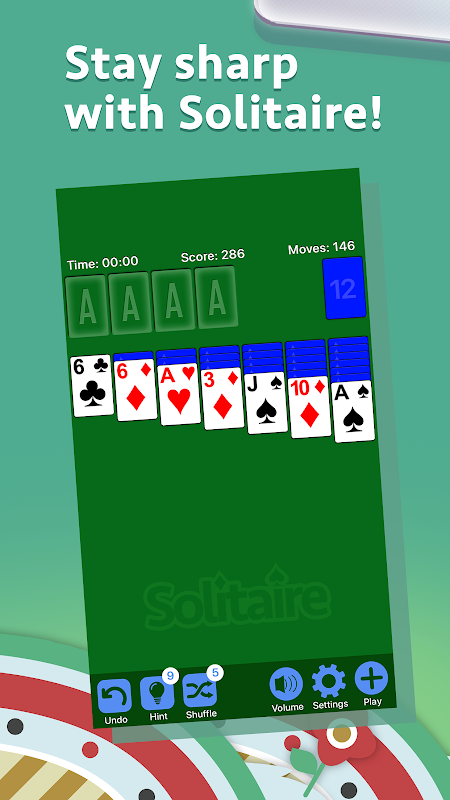 Solitaire 4.2.1 Screen 8