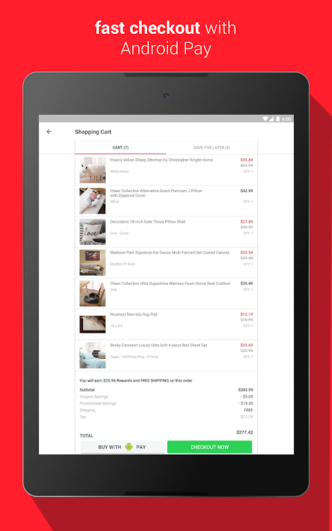 Overstock – Home Decor, Furniture Shopping 2018.12.2 Screen 9