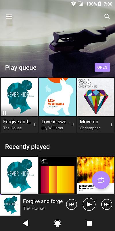 Music 9.4.2.A.0.0 Screen 3