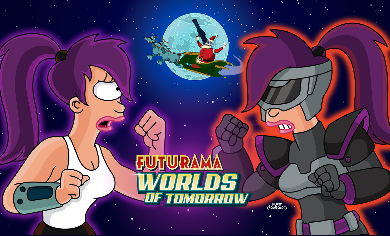 Android Futurama: Worlds of Tomorrow Screen 13