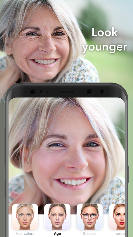 FaceApp 3.2.4.3 Screen 3