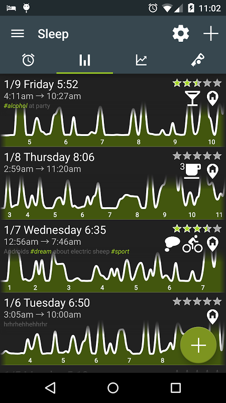 Android Sleep as Android Screen 29