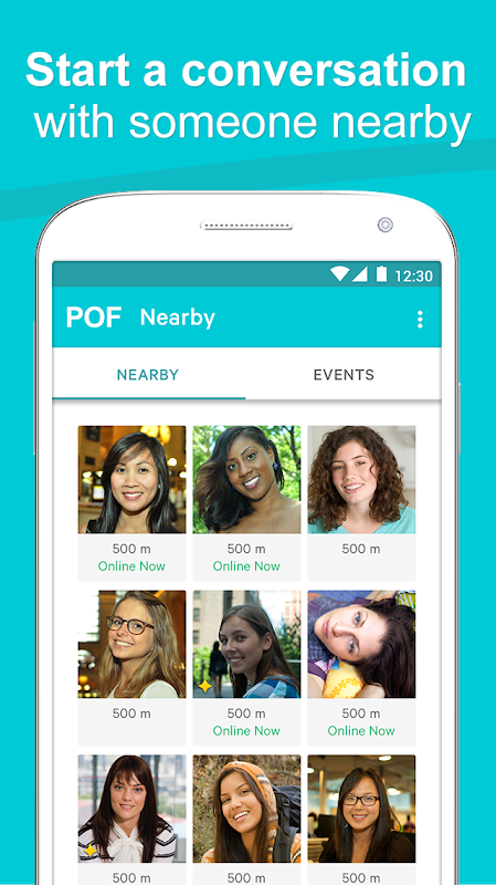 POF Free Dating App 3.95.1.1419017 Screen 5