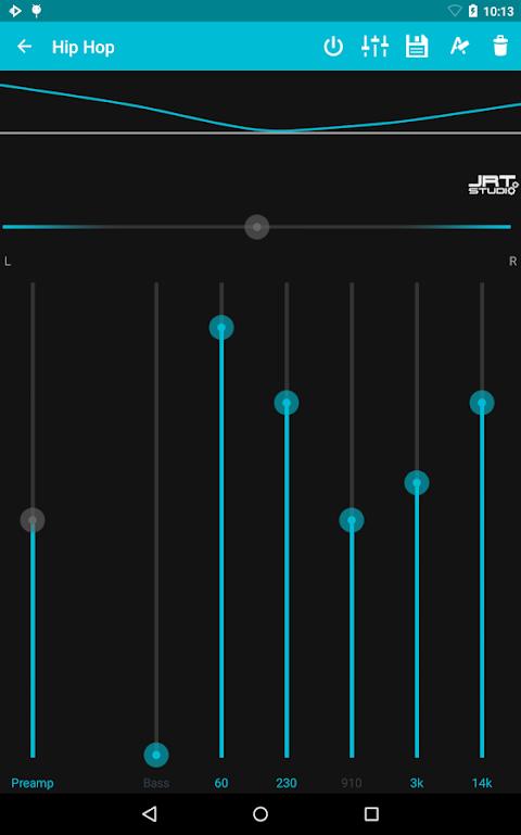 Rocket Player : Music Player 5.6.38 Screen 8