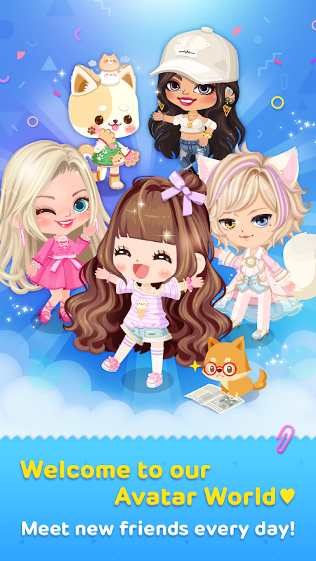 LINE PLAY - Our Avatar World 6.4.0.0 Screen 5