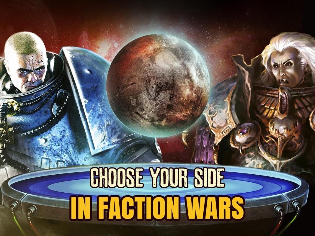 The Horus Heresy: Legions – TCG card battle game 1.2.4 Screen 10