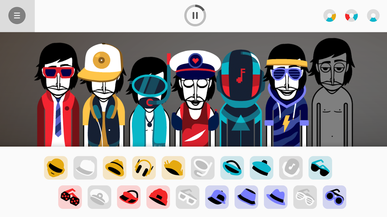Android Incredibox Screen 6