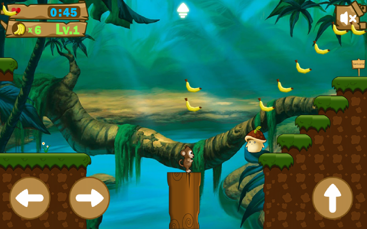 com.mongome.jungle.monkey.saga 2.2.0 Screen 2