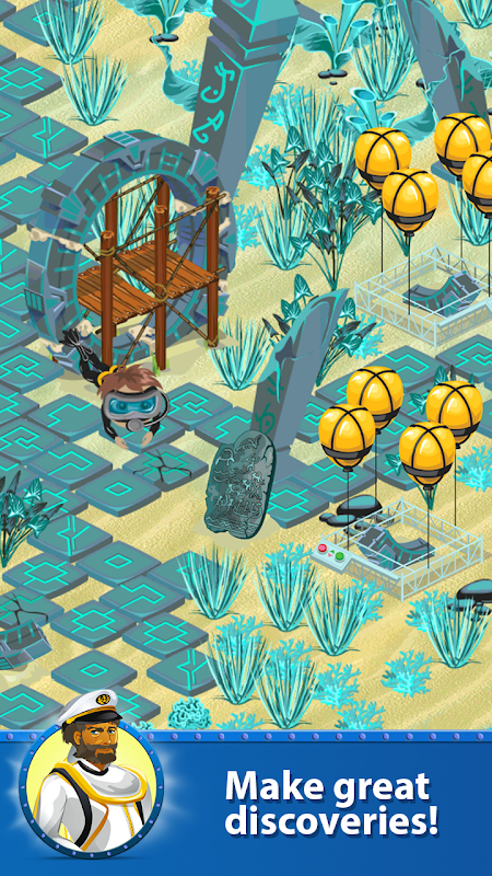 Treasure Diving 1.257 Screen 3