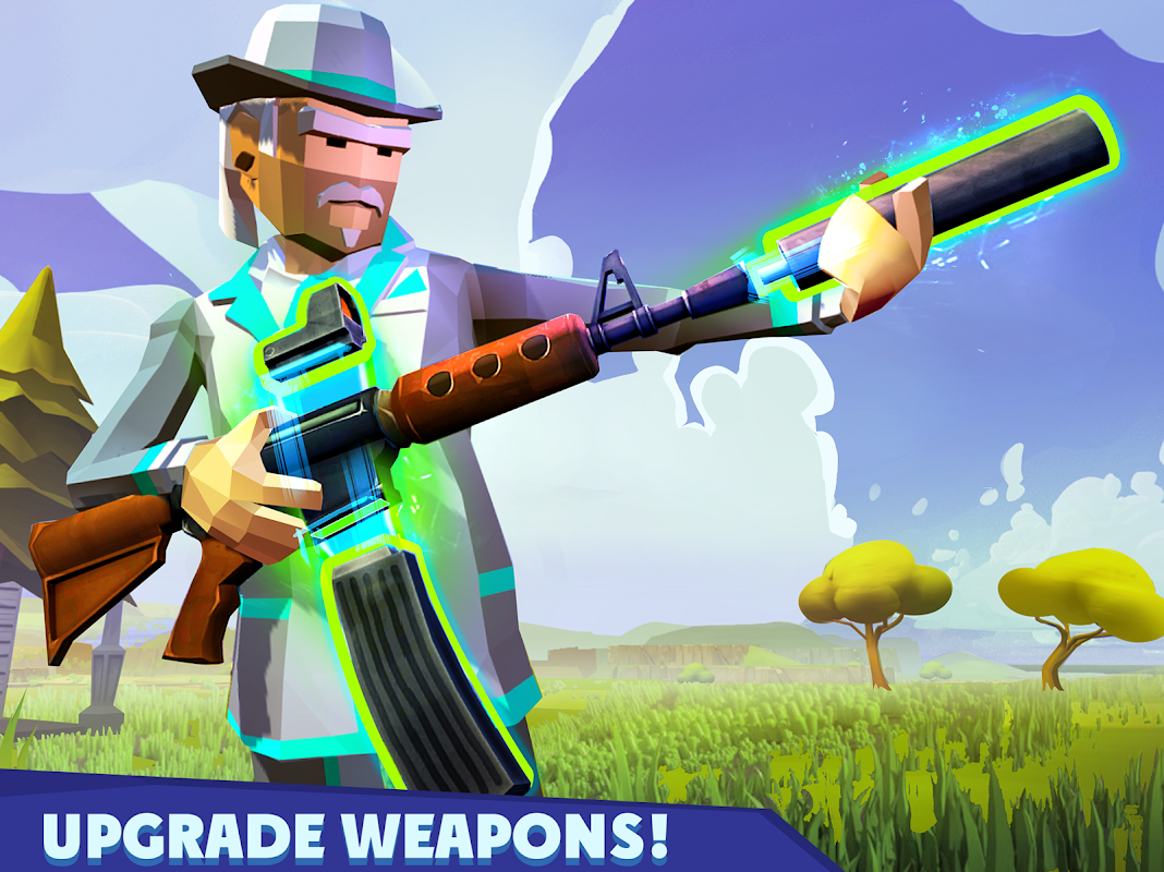 Android Rocket Royale Screen 1