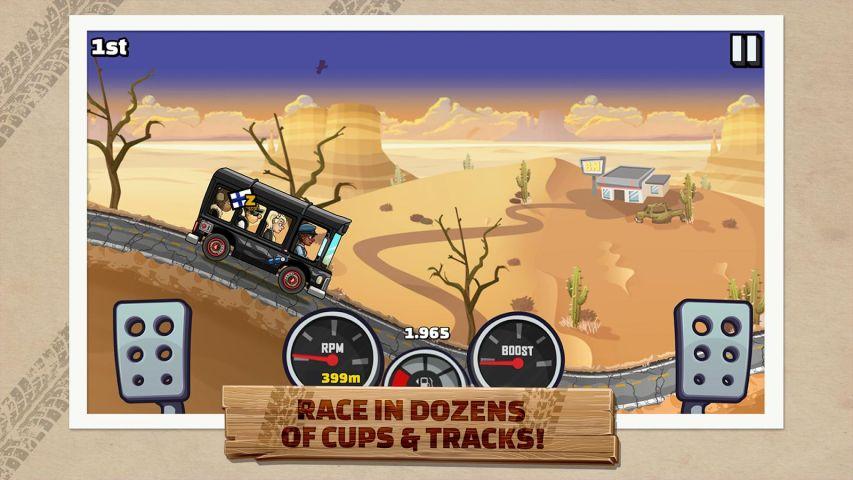 Android Hill Climb Racing Screen 61