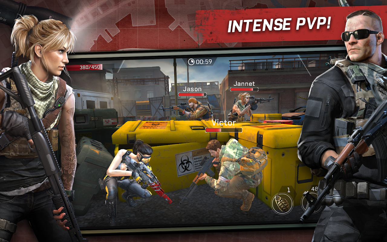 Left to Survive: Dead Zombie Shooter 2.2.0 Screen 4