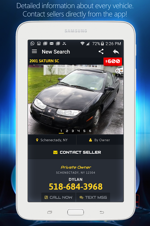 Android Cheap Cars For Sale - Autopten Screen 8