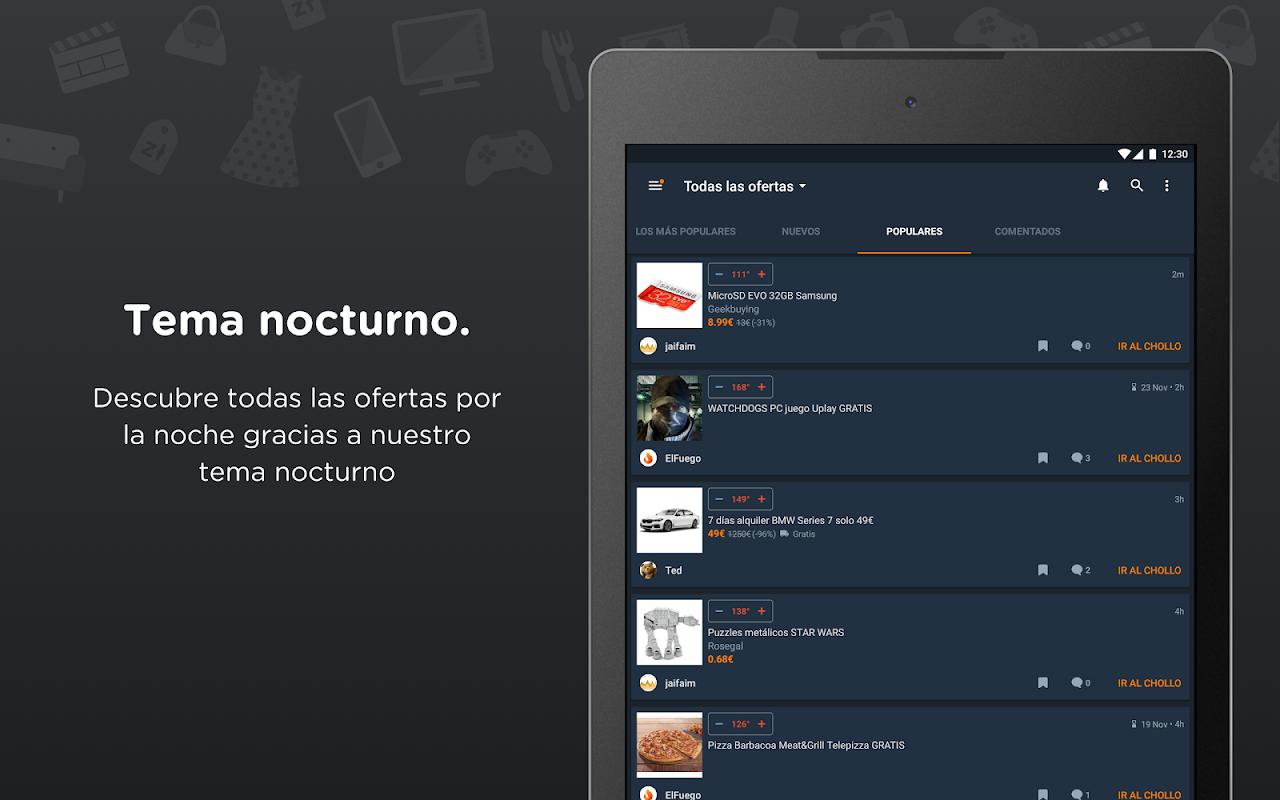 Chollometro – Chollos, ofertas y cosas gratis 5.19.03 Screen 11