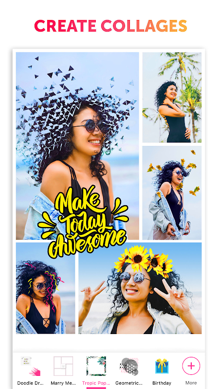 Android PicsArt Photo Studio: Collage Maker & Pic Editor Screen 4