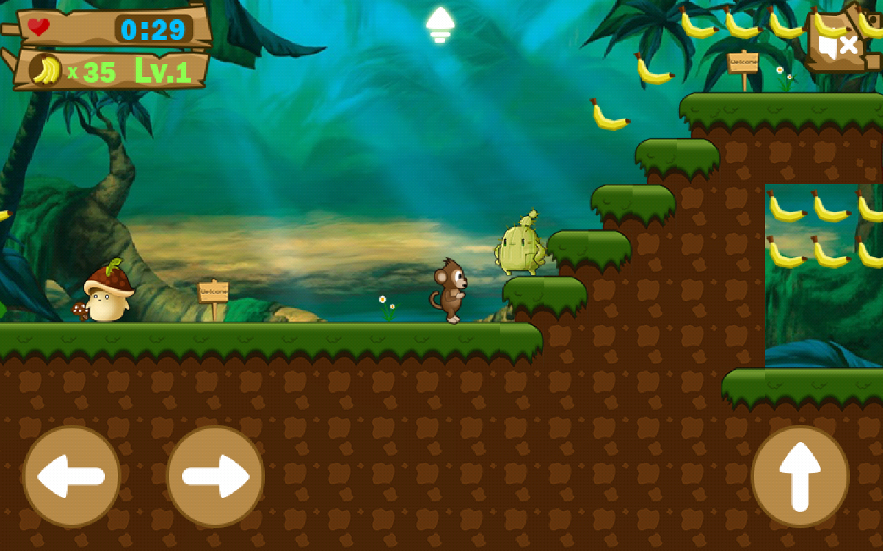 com.mongome.jungle.monkey.saga 2.2.0 Screen 3