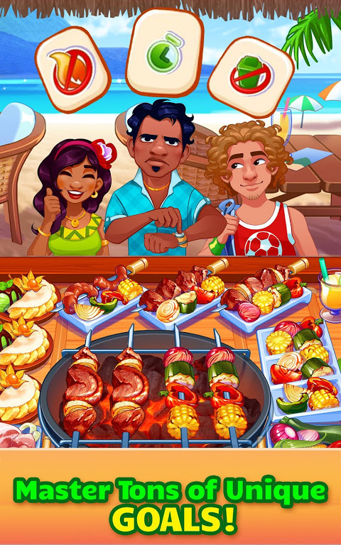 Android Cooking Craze: Crazy, Fast Restaurant Kitchen Game Screen 8