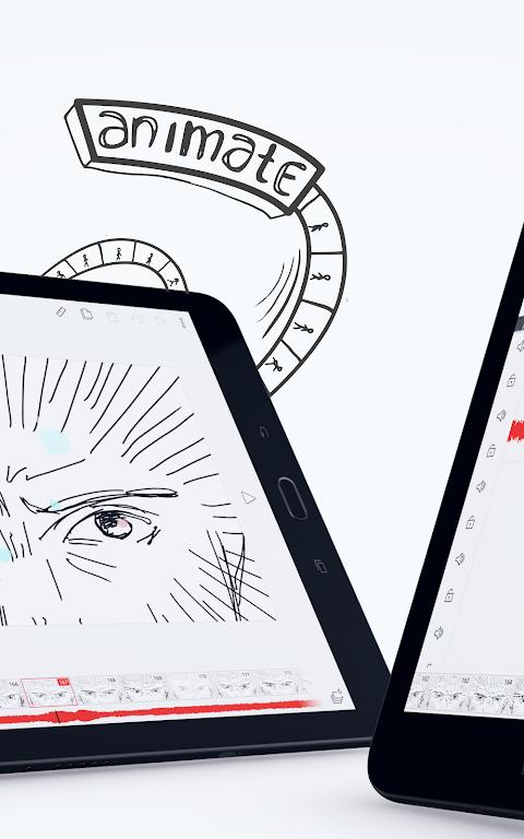 FlipaClip - Cartoon animation 2.2.7 Screen 17