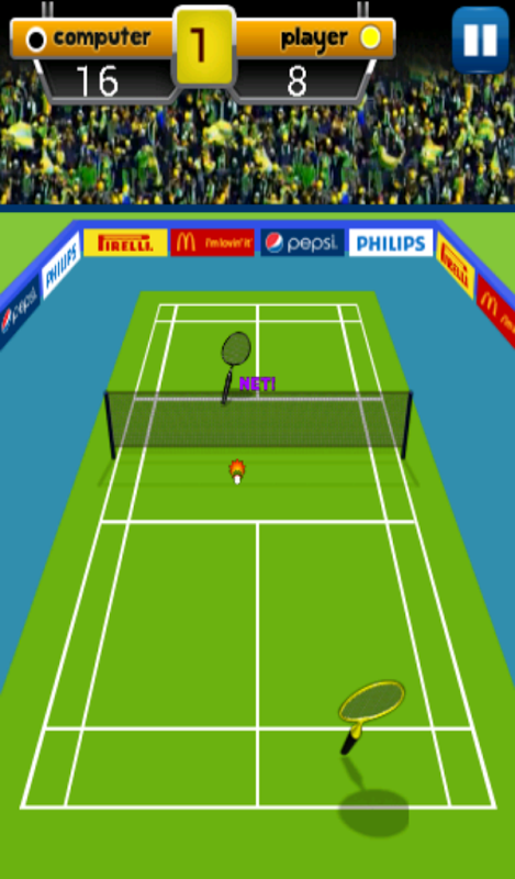 Android Badminton Champion Screen 14