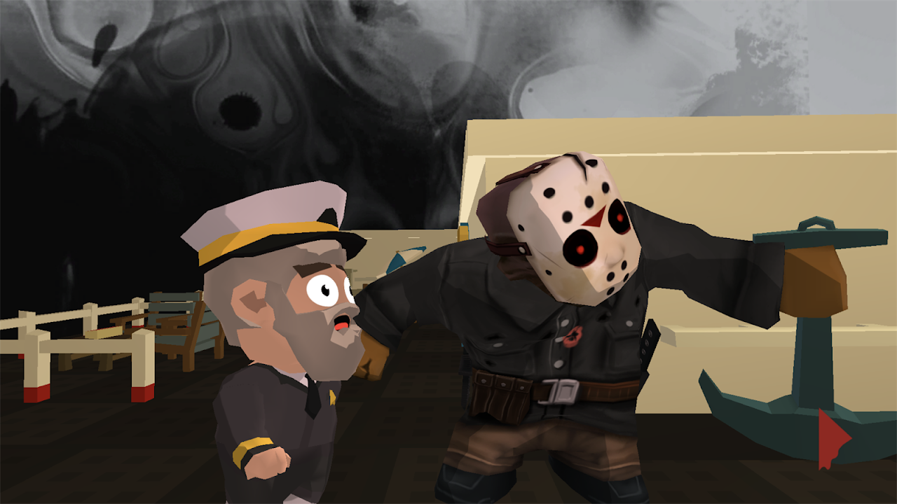 Android Friday the 13th: Killer Puzzle Screen 5