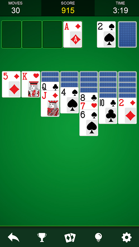 Solitaire 1.2 Screen 4