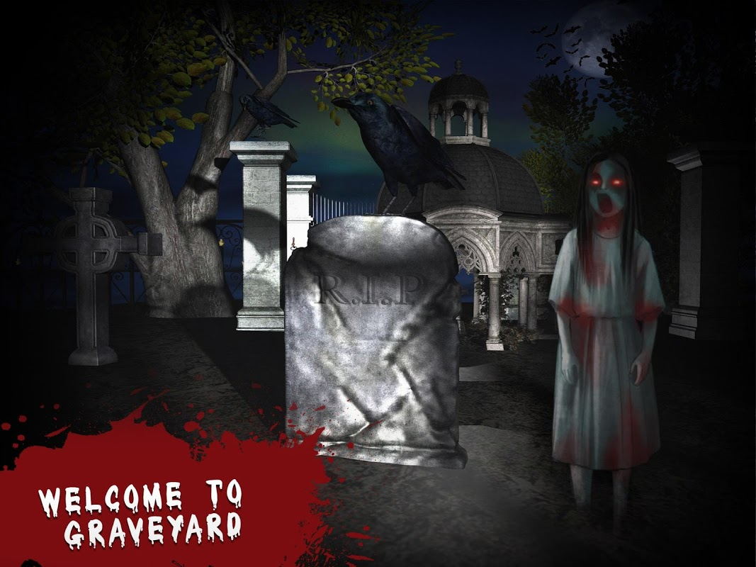 Evil Haunted Ghost – Scary Cellar Horror Game 1.1 Screen 8