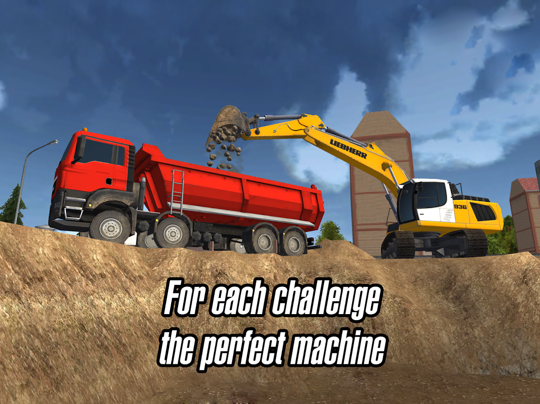 Android Construction Simulator 2014 Screen 10