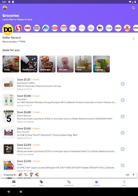 Yahoo Mail - Stay Organised 6.0.12 Screen 7