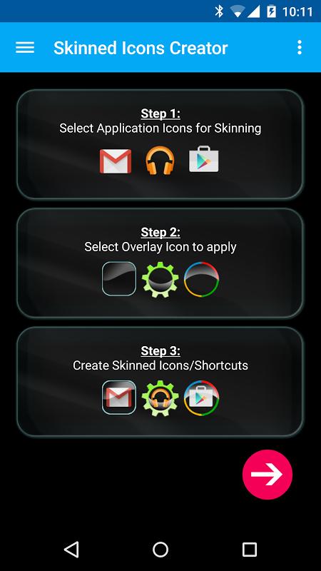 Skinned Icons Creator 2.1.0 Screen 7