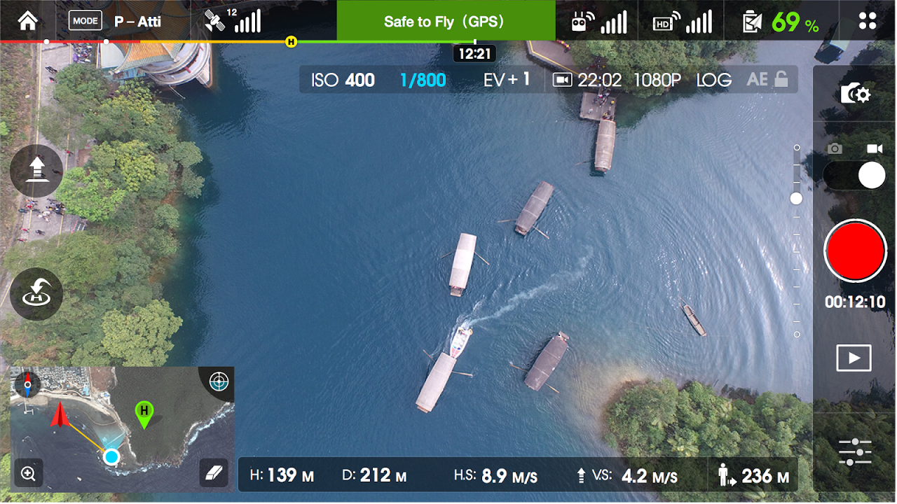 DJI GO 2 4 3 APK Download by DJI TECHNOLOGY CO , LTD