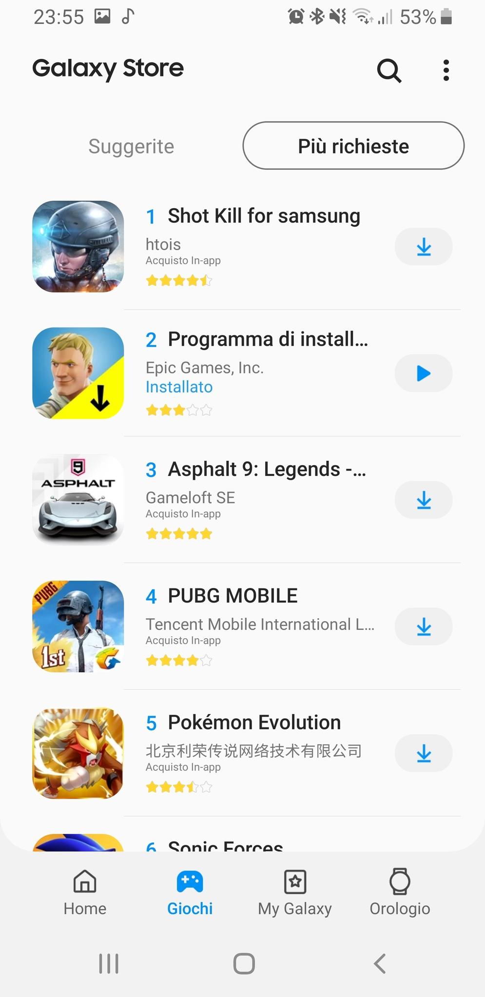 Galaxy Apps 6.6.01.0 Screen 4