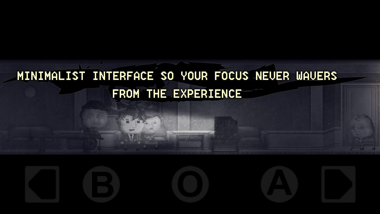 DISTRAINT: Pocket Pixel Horror 2.1 Screen 2