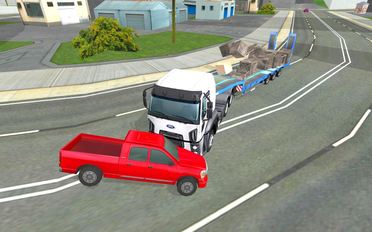 Android Truck Driver Simulator Pro Screen 5