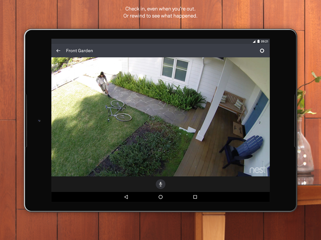 Nest 5.8.0.27 Screen 6
