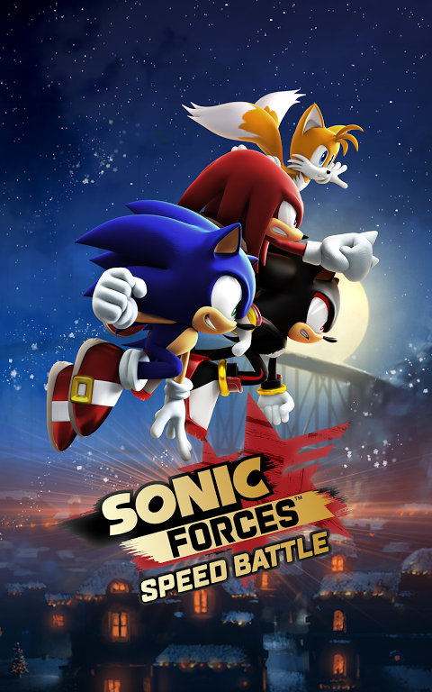 Android Sonic Forces: Speed Battle Screen 6