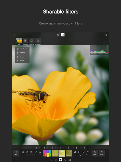 Polarr 2.5.1 Screen 10
