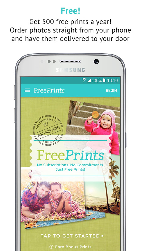 FreePrints - Free Photos Delivered 2.14.5 Screen 3