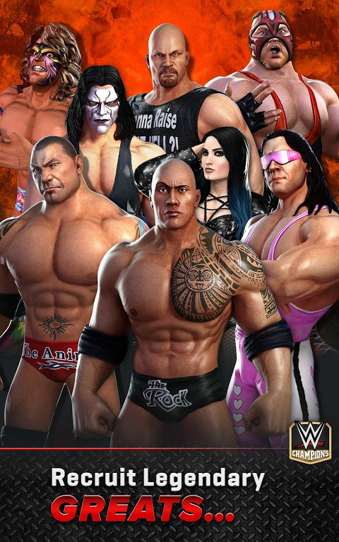 WWE Champions Free Puzzle RPG 0.306 Screen 18