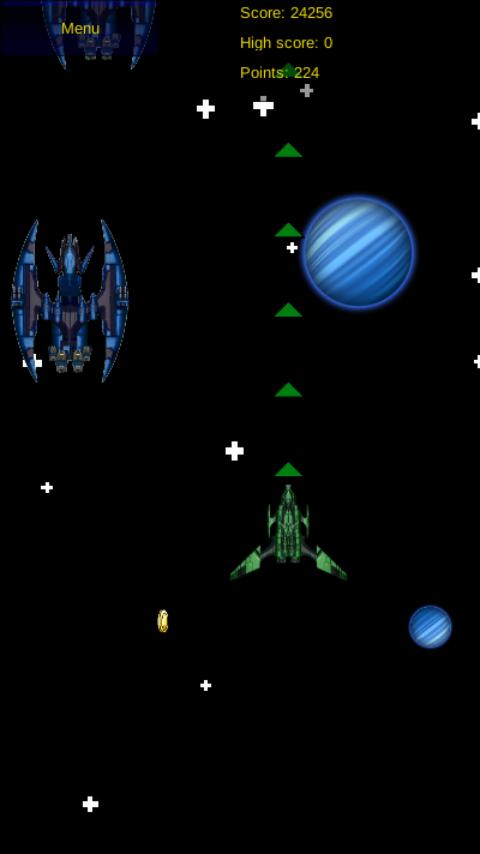 Galaxy Destroyer 1.5.3 Screen 1