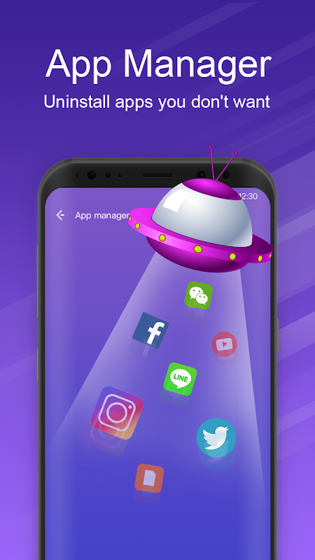 Android Nox Cleaner - Phone Cleaner, Booster, Optimizer Screen 3